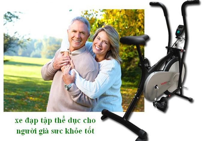 xe đạp taapjcho người già