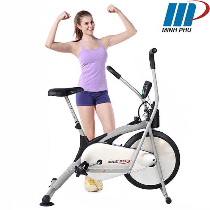 Xe đạp tập thể dịc toàn thân