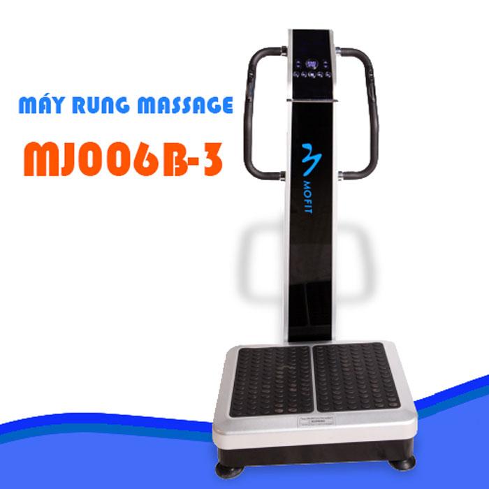 Máy rung toàn thân massage MJ006B-3