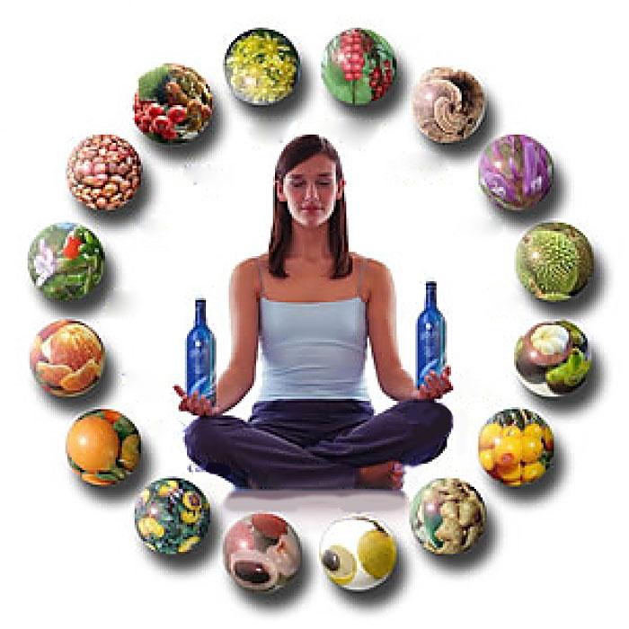 dinh dưỡng cho người tập yoga