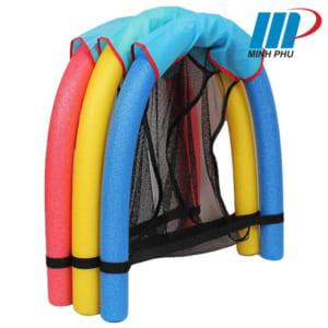 Phao bơi ống xốp dạng ghế