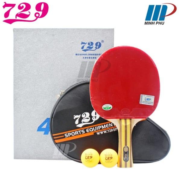 Vợt bóng bàn 729-4Star (Sao)