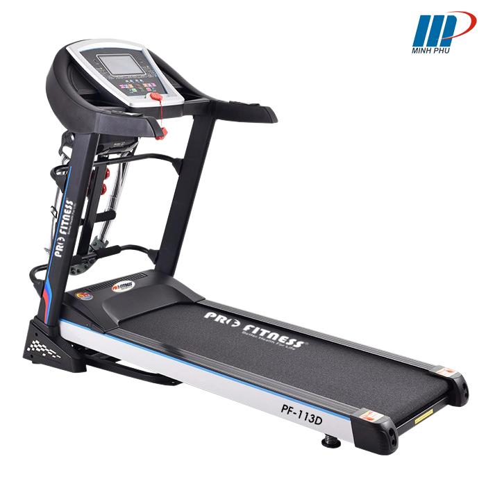 Máy chạy bộ điện Pro Fitness PF-113D