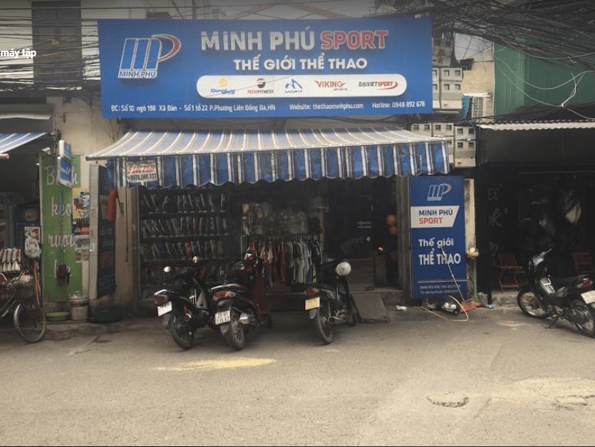 Công ty thể thao MInh Phú