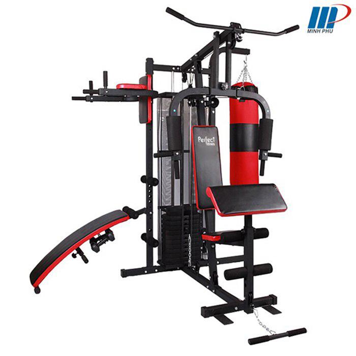 Giàn tạ đa năng Perfect Fitness ES-409B