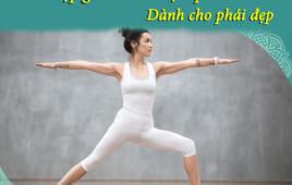 4 bài tập yoga tại nhà và giải toả stress cho nữ