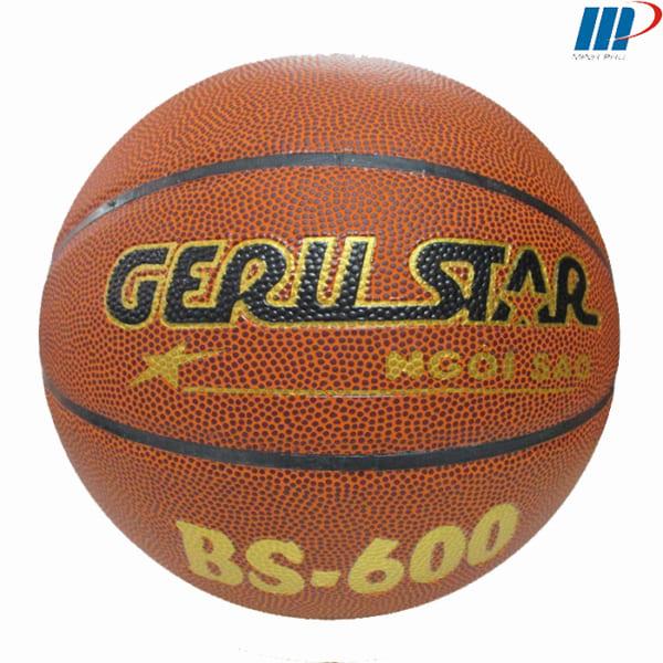 Quả bóng rổ da PU số 6 BS-600