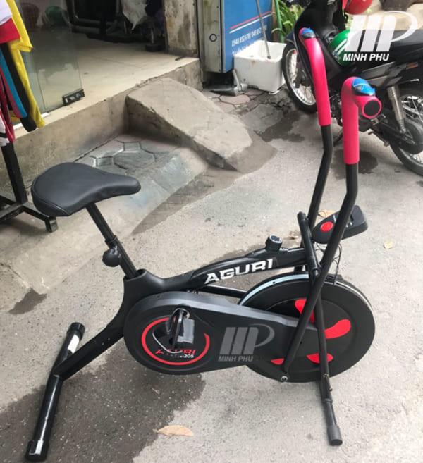 xe đạp tập thể dục AGURI AGA-205