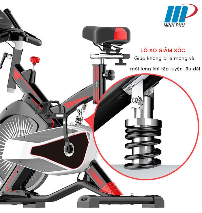 Xe đạp tập thể dục FUJI LUXURI M100