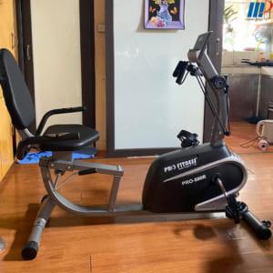 Xe đạp tập thể dục tựa lưng Pro-590R